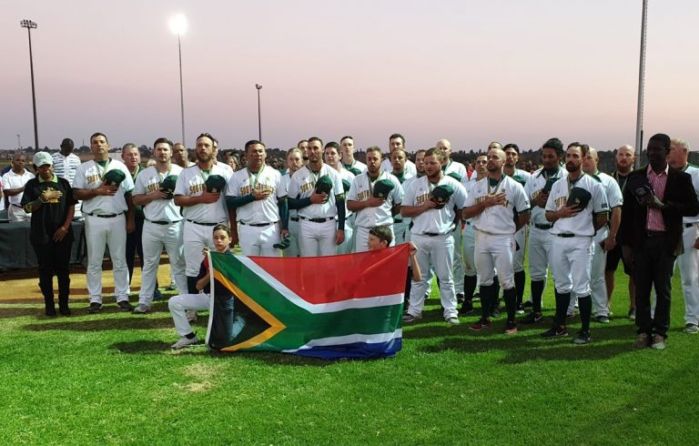 South Africa will compete after winning the African Championships in May ©WBSC