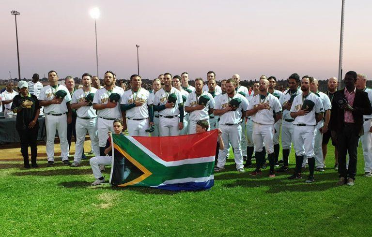 南非将在5月赢得非洲锦标赛后参加比赛©WBSC