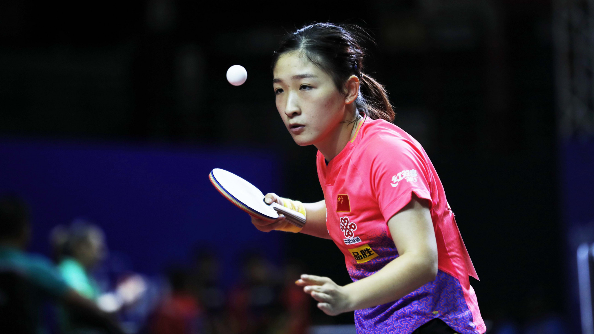 China's women earn seventh successive team gold, and Tokyo 2020 place, at Asian Table Tennis Championships
