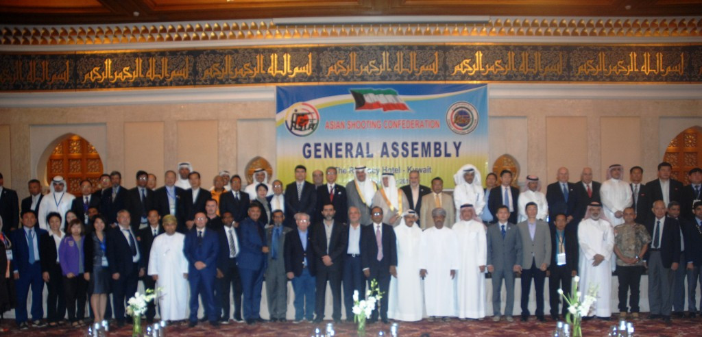 The ASC General Assembly has criticised the IOC's decision ©ASC