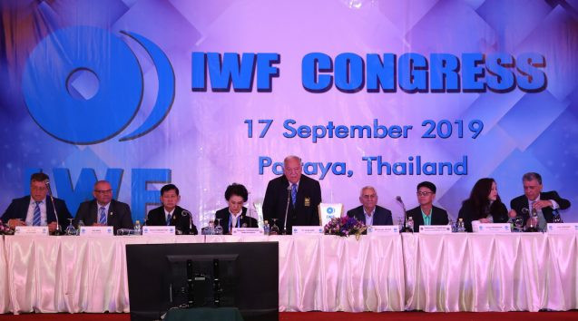 IWF Congress takes place with Anti-Doping Commission claiming decline in number of ineligible athletes at events
