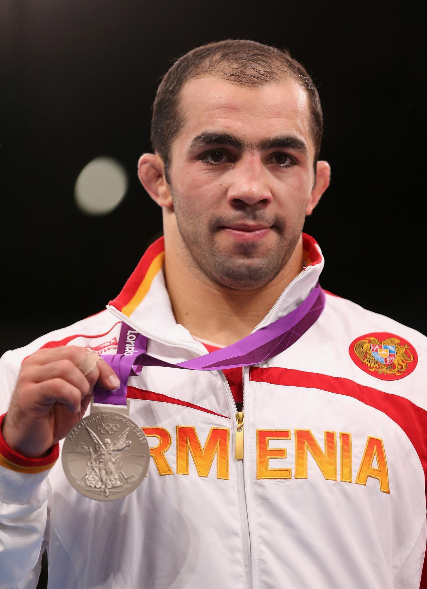 Arsen Julfalakyan has praised the link-up between World Taekwondo, the Taekwondo Humanitarian Federation and United World Wrestling ©Getty Images