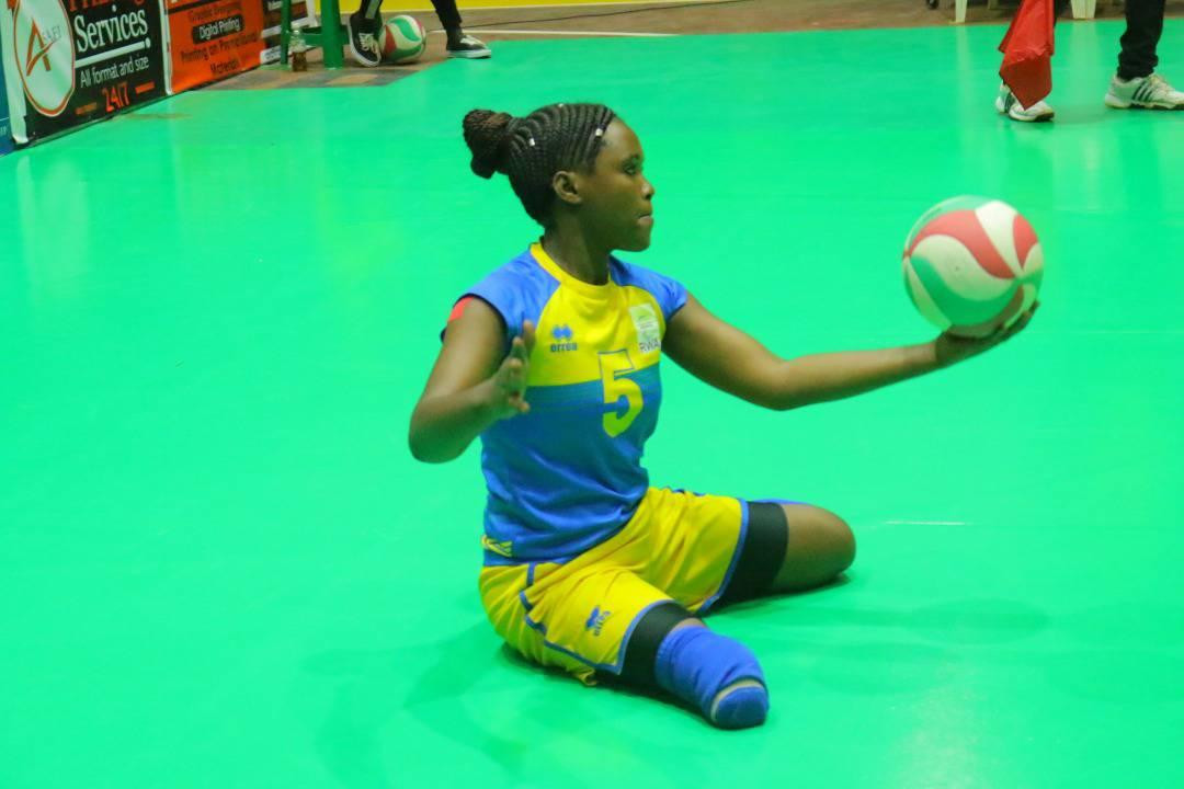 Rwanda will play in a second consecutive Paralympic Games ©RPC