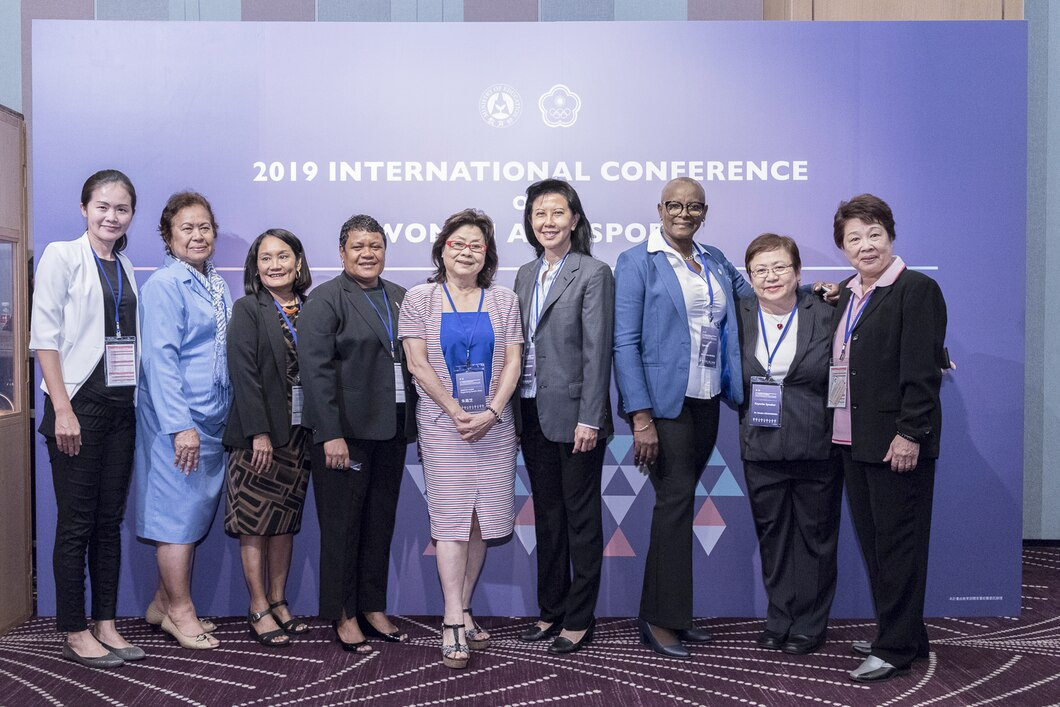 Chinese Taipei Olympic Committee organise fifth International Women and Sport Conference