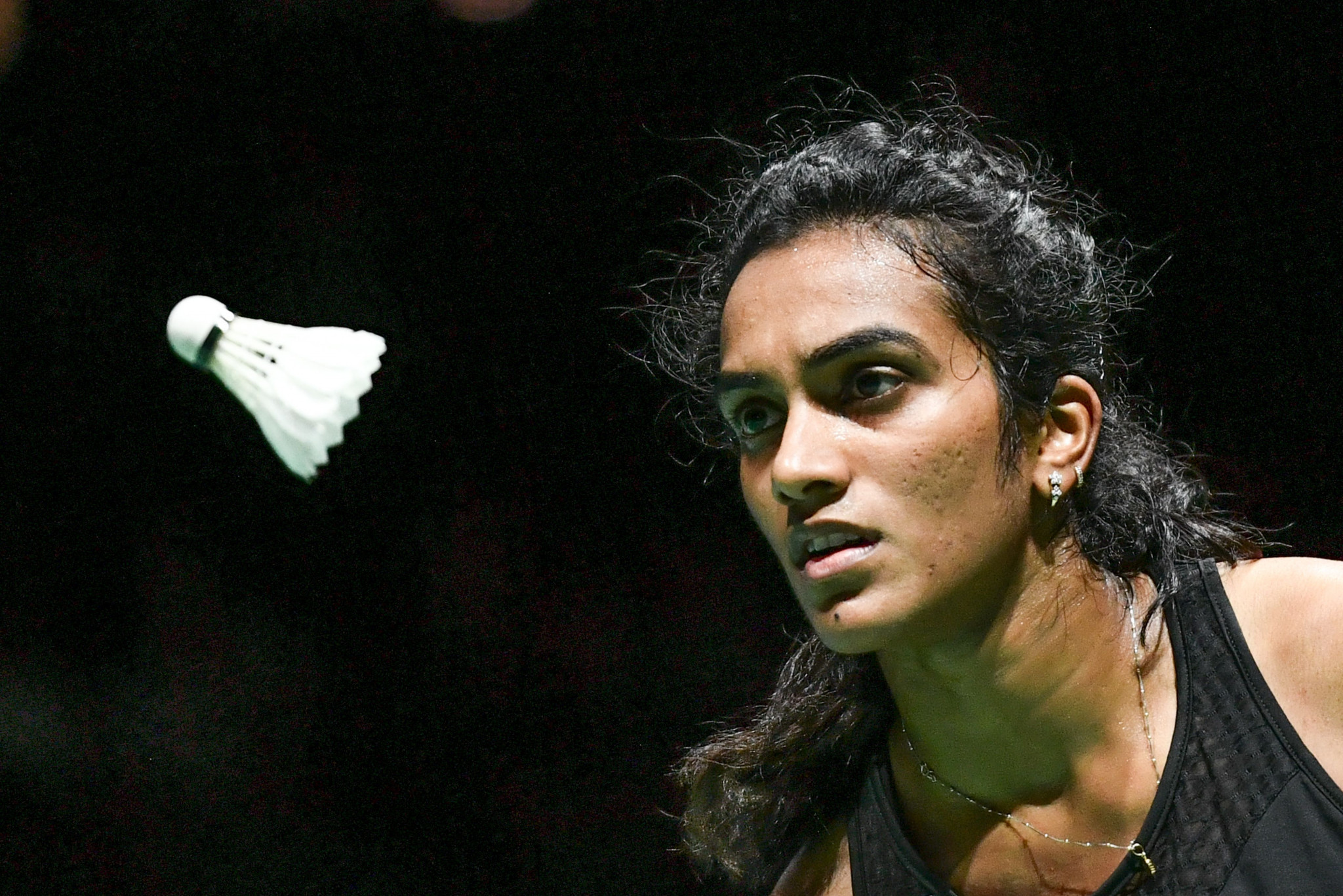Indian shuttler PV Sindhu continued her good form after winning the World Championships  ©Getty Images