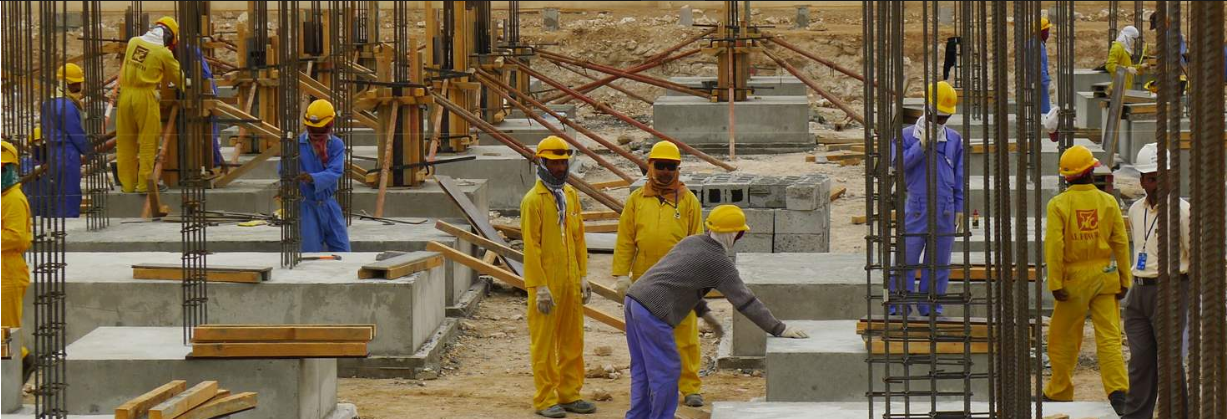Amnesty claim thousands of migrant workers still being exploited ahead of Qatar 2022 FIFA World Cup