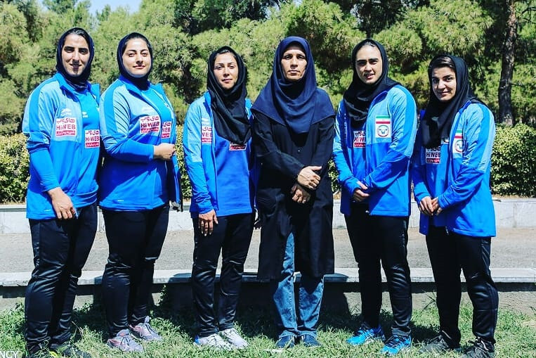 IWF Women's Commission chair hails Iranian female team's appearance at World Championships