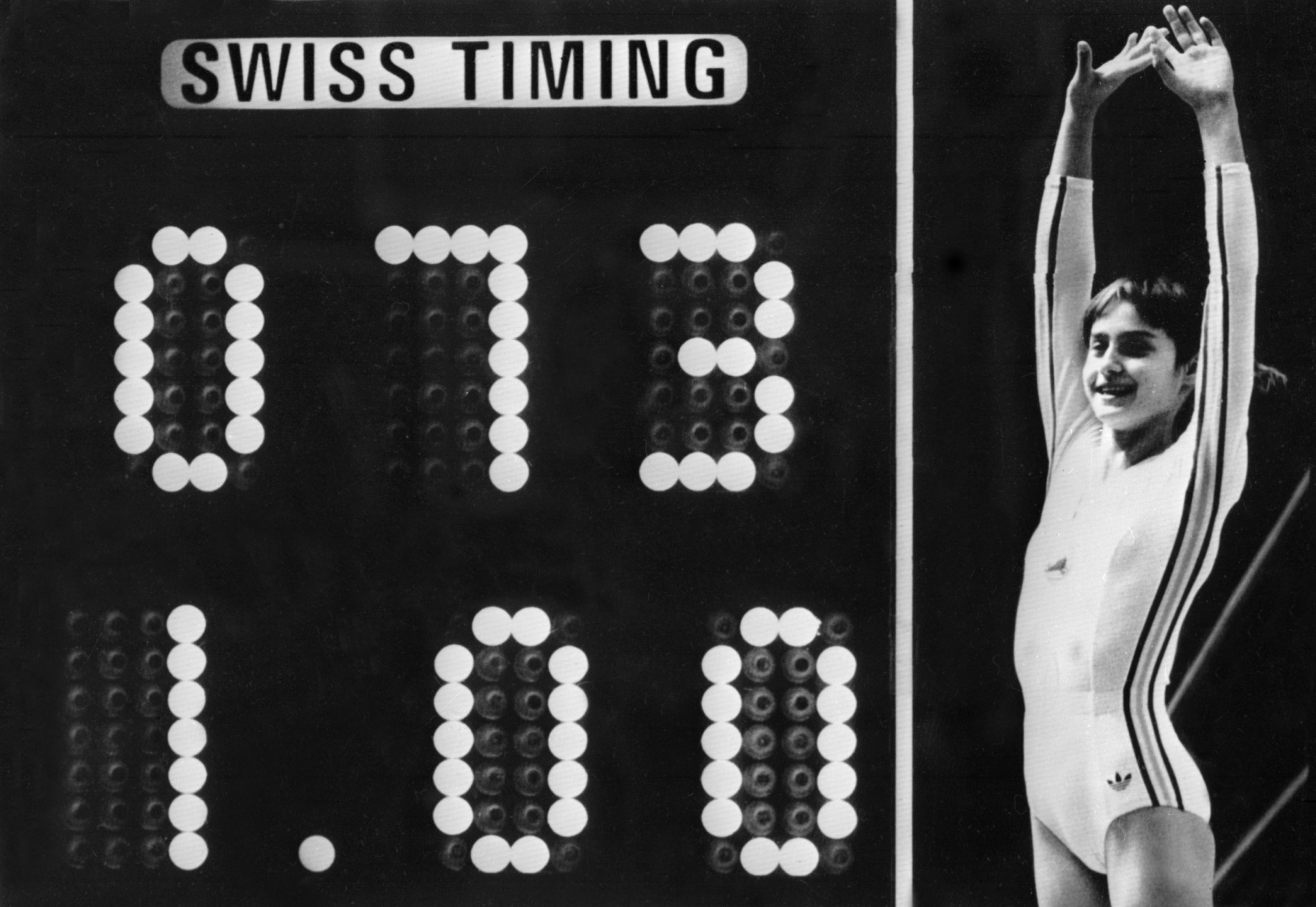 Bruno Grandi oversaw the scrapping of the perfect 10 score, which made a star of Nadia Comăneci ©Getty Images