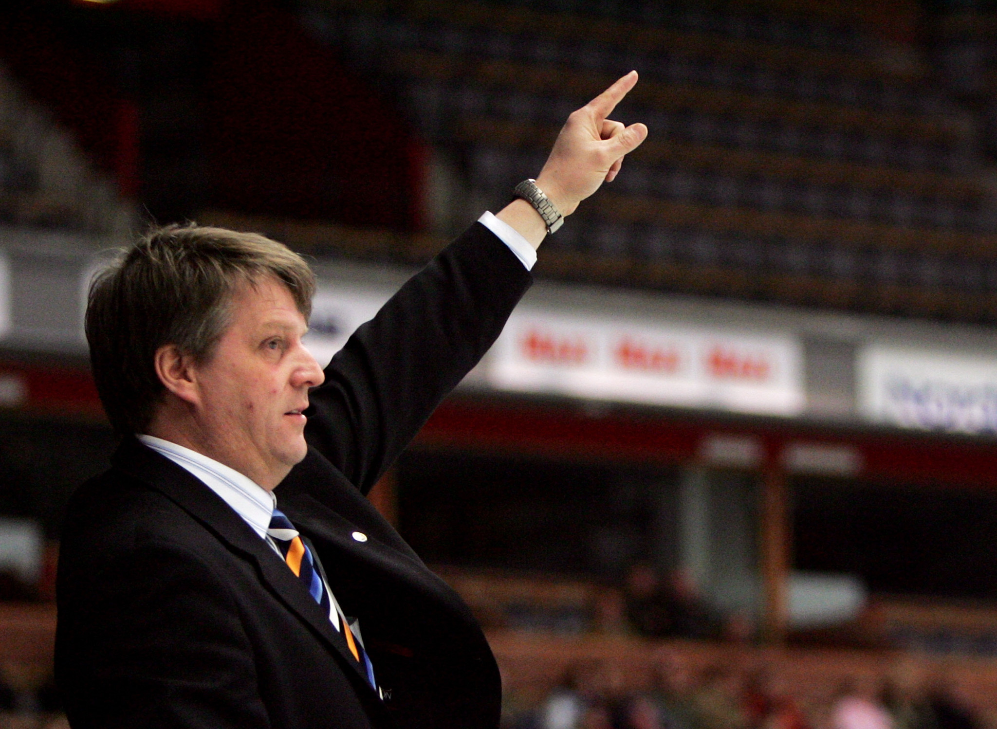 Elander named head coach of Danish women's ice hockey team