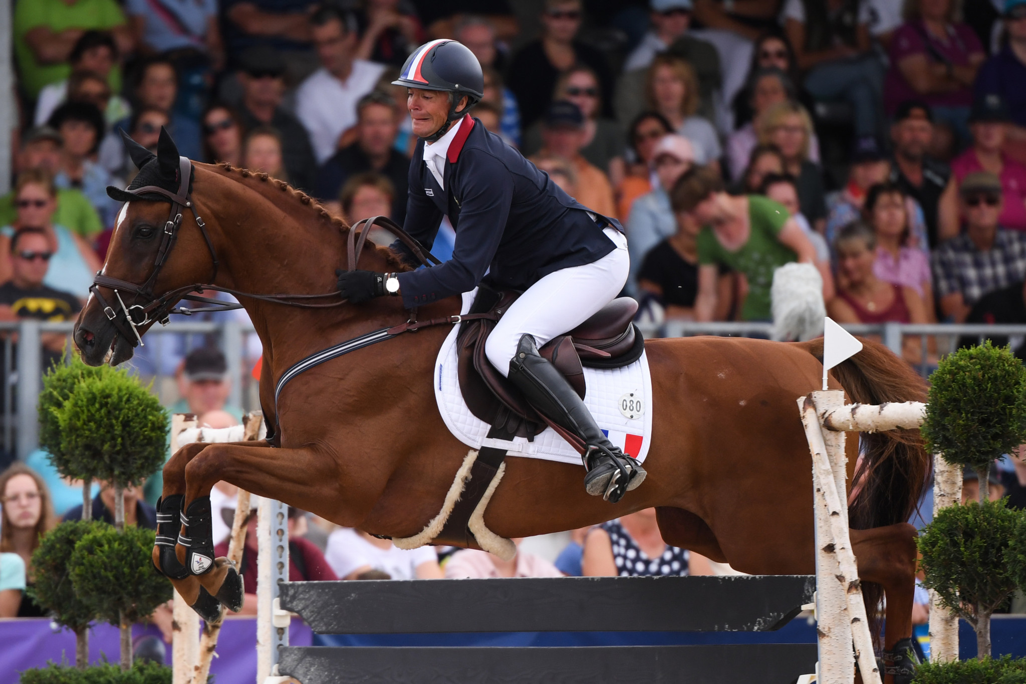 Waregem to host penultimate event of FEI Nations Cup Eventing series