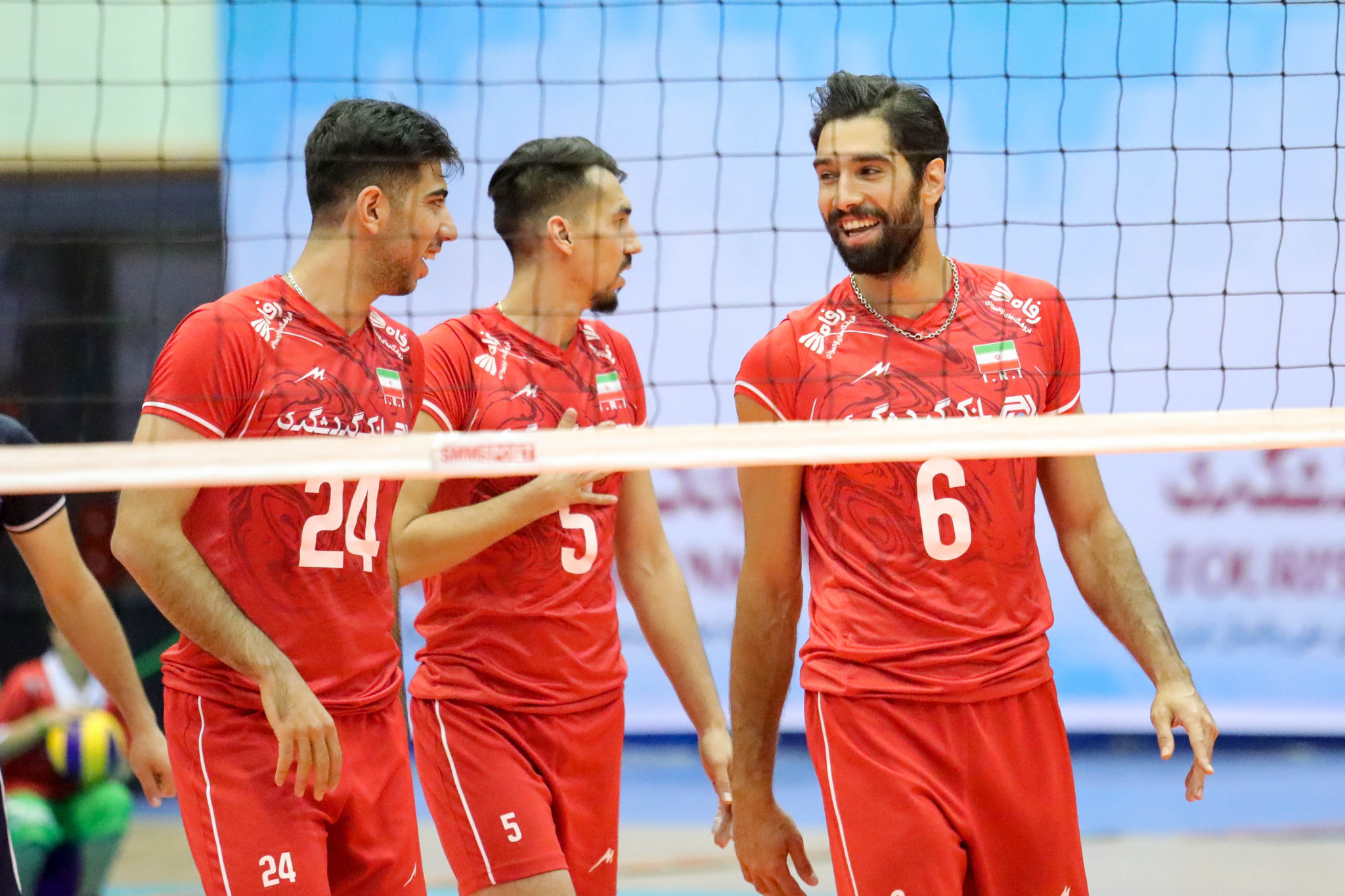 Hosts Iran into last four at Asian Men's Volleyball Championship