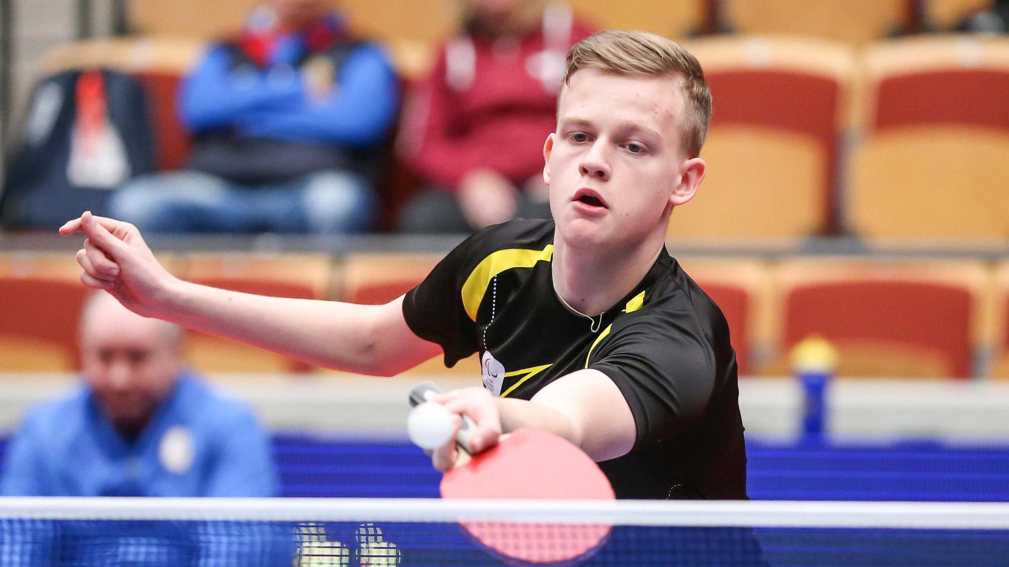 Britain and Poland sparkle at ITTF European Para Table Tennis Championships