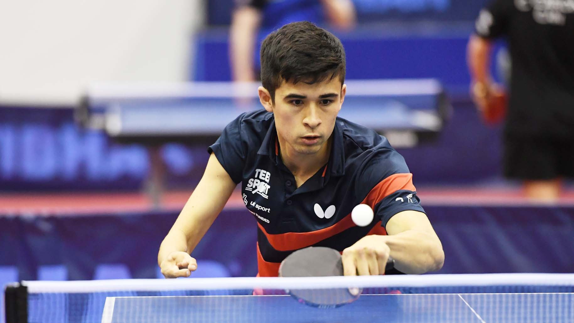 Britain's Gold Coast Commonwealth Games silver medallist Kim Daybell was unable to prevent Poland earning a 2-0 win in their class 10 match today as team play started at the ITTF Para European Championships in Sweden ©ITTF