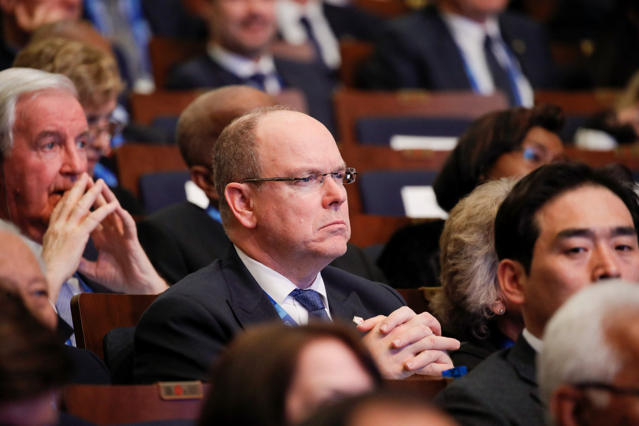 Prince Albert II of Monaco is the chair of the IOC Sustainability and Legacy Commission ©Getty Images