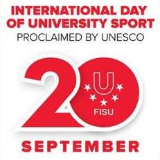 "FISU President Oleg Matytsin says third International Day of University Sport celebrates ""something bigger than yourself"""