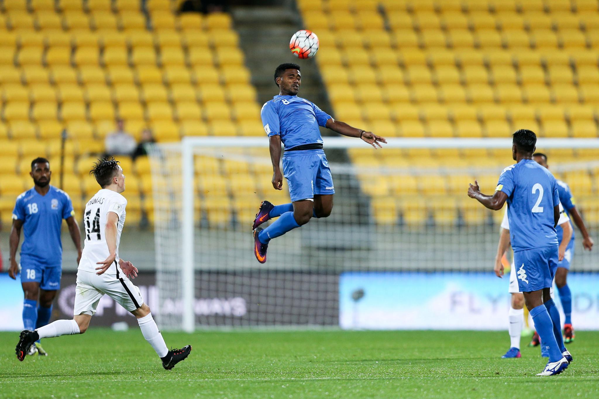 Les Fidji devraient figurer parmi les principaux adversaires de la Nouvelle-Zélande lors du match de qualification pour l'OFC © Getty Images