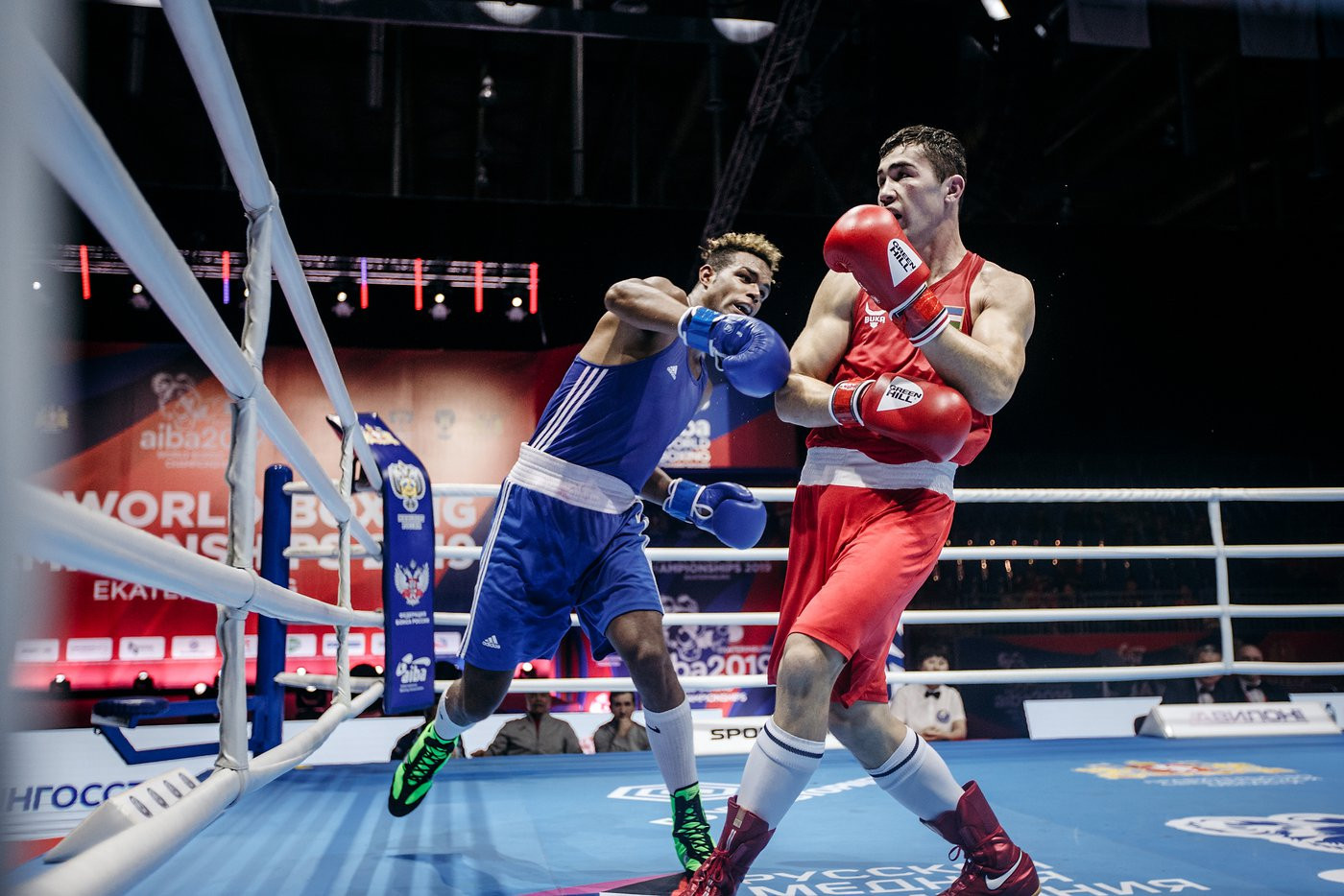 insidethegames is reporting LIVE from the AIBA Men's World Championships in Yekaterinburg