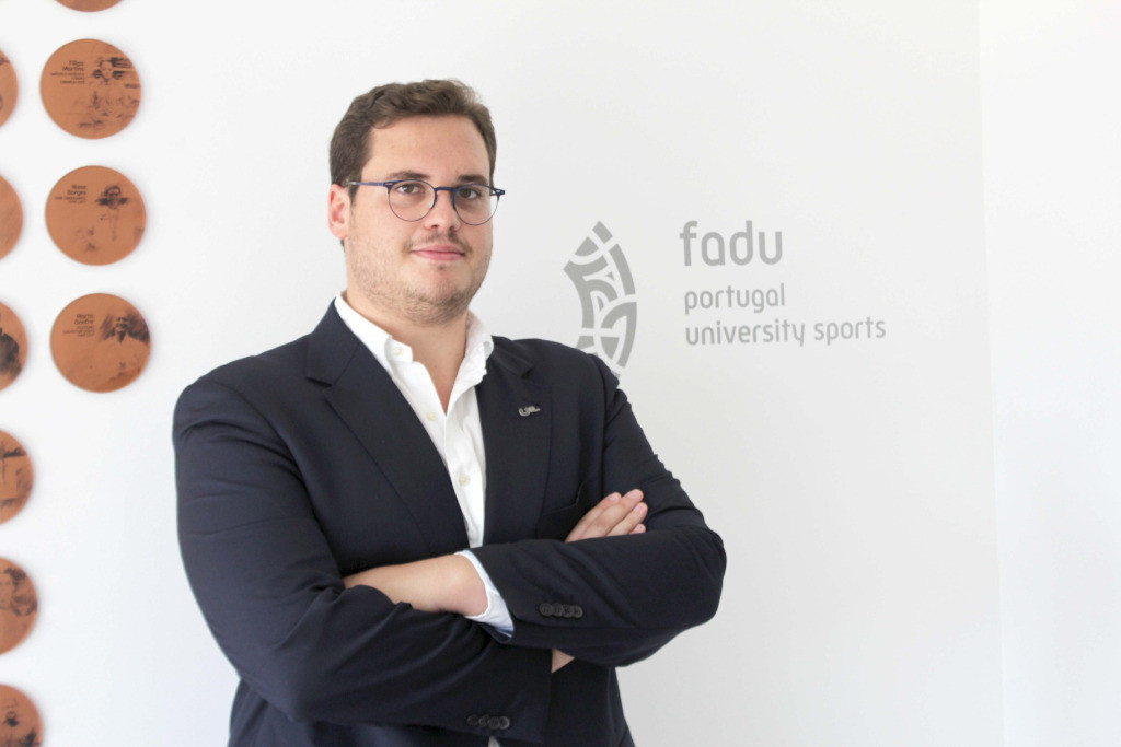 Reis elected President of Portuguese Academic Federation of University Sport