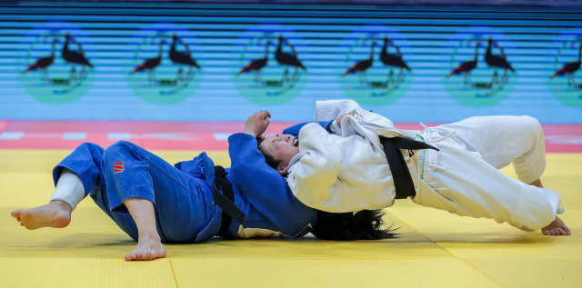 Jeong clinches second title at IJF Grand Prix in Tashkent