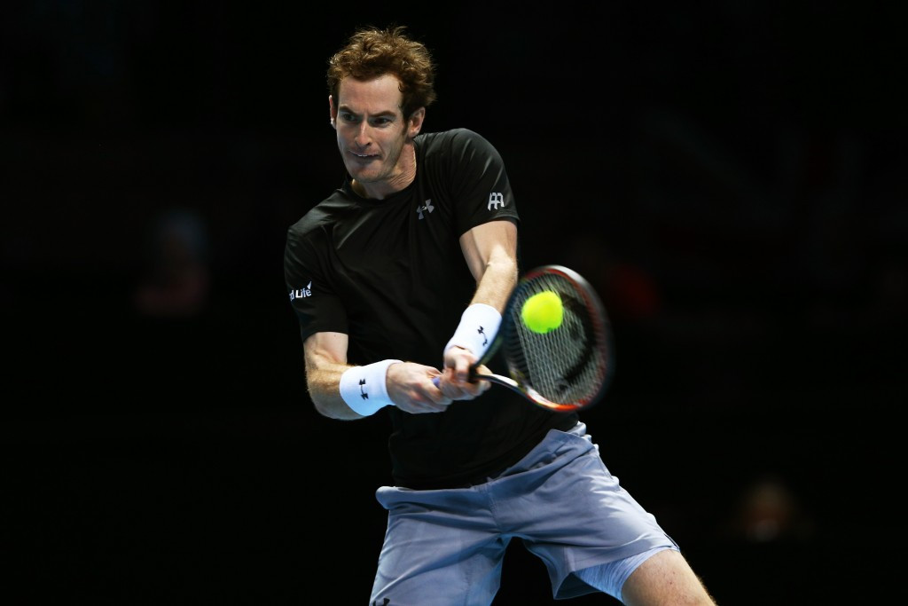 Andy Murray is set to lead Britain's team in Belgium