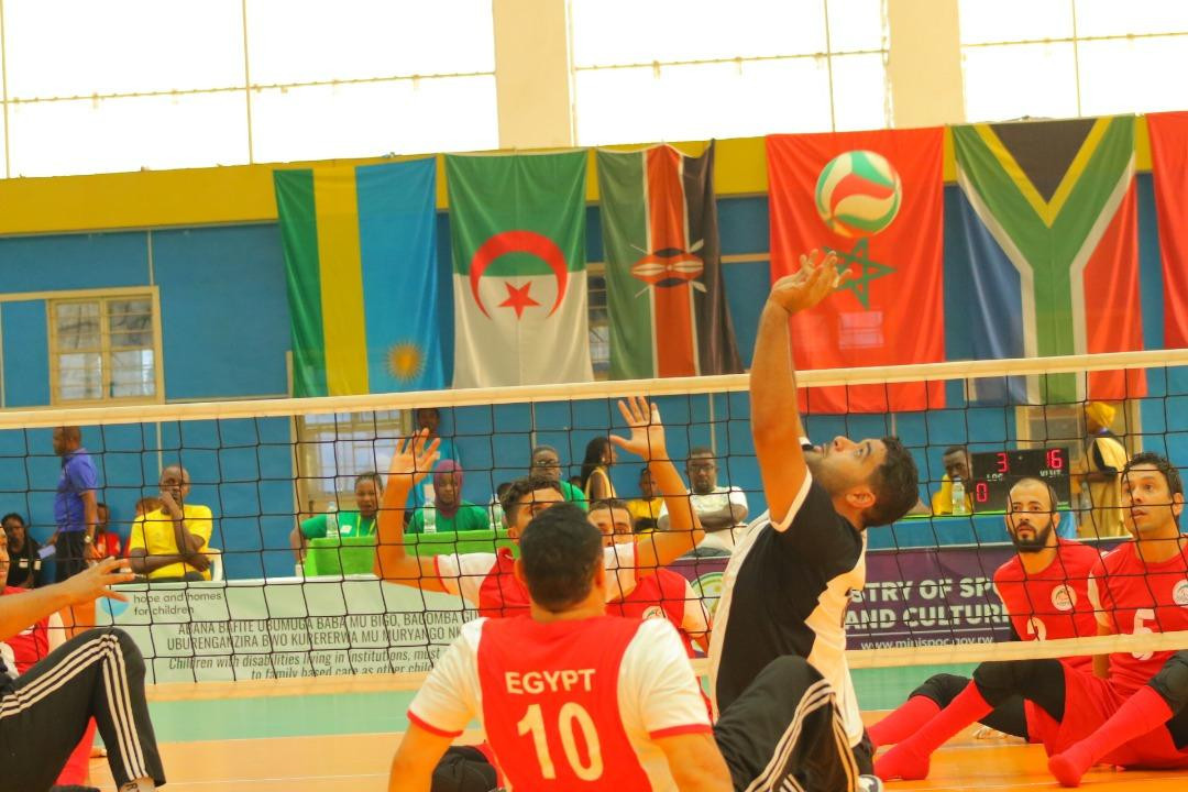 Egypt beat Algeria to join Rwanda in the semi-finals ©Twitter