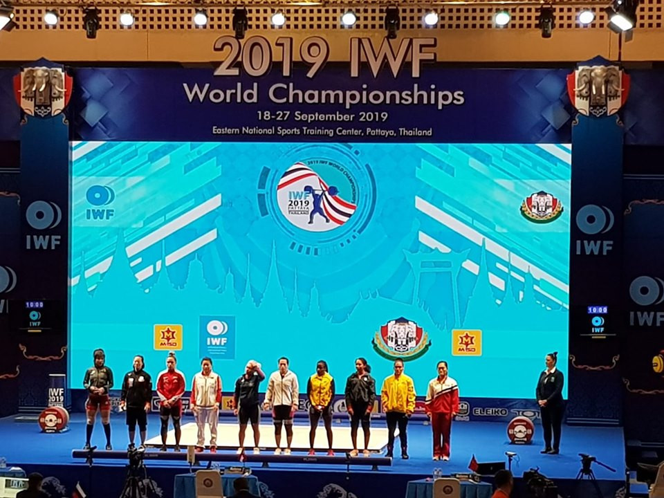 IWF World Championships: Day four of competition