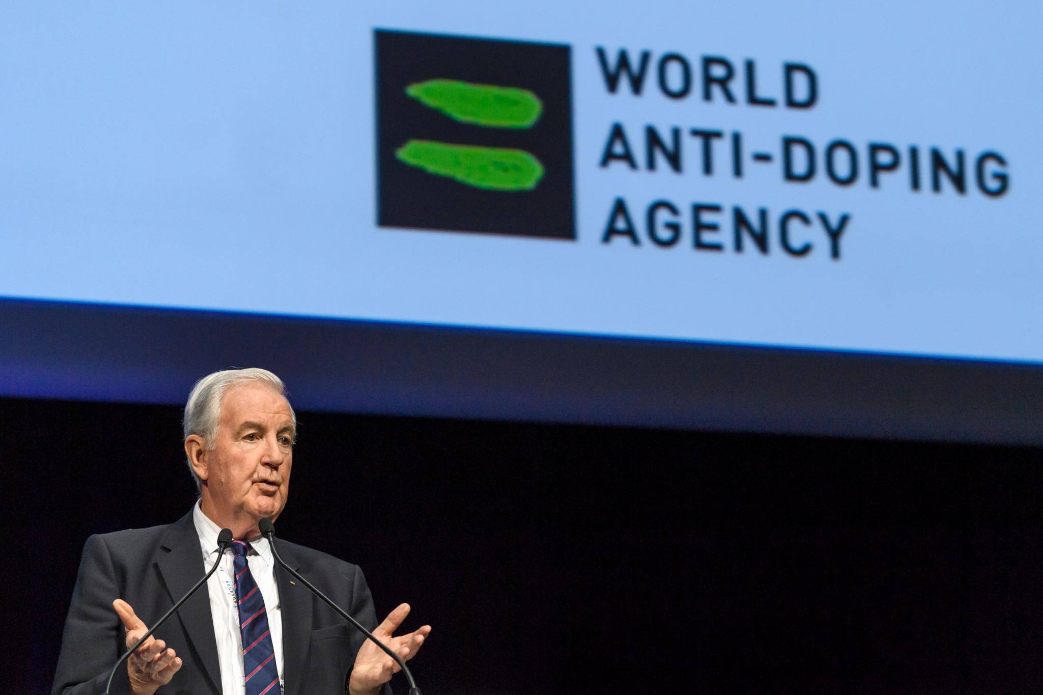 The World Anti-Doping Agency could declare RUSADA non-compliant again if evidence of tampering is proven ©Getty Images