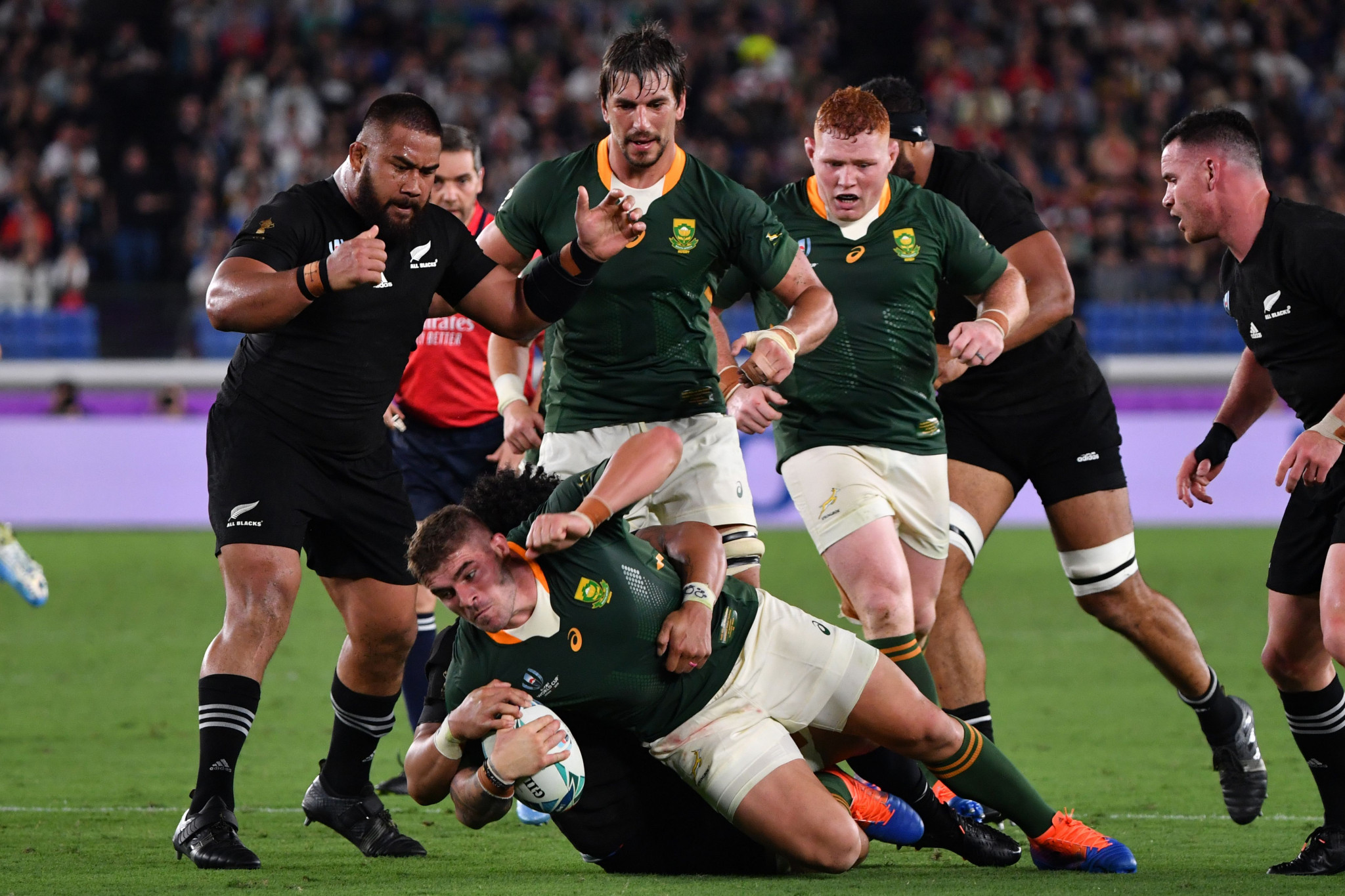 South Africa were hugely competitive but will rue missed opportunities ©Getty Images