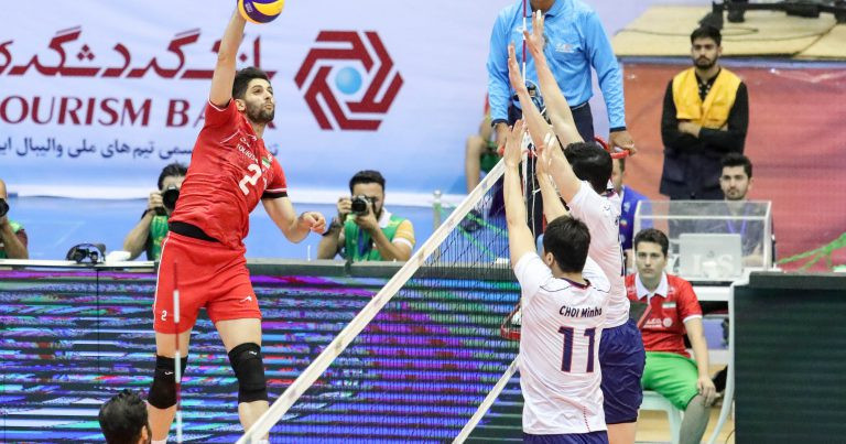 Iran earn home gold at Asian Men's Volleyball Championships