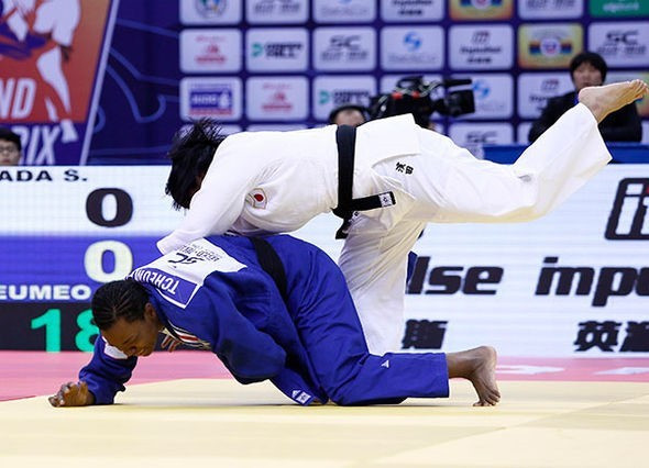 Double gold for Japan as IJF Grand Prix in Qingdao comes to a close