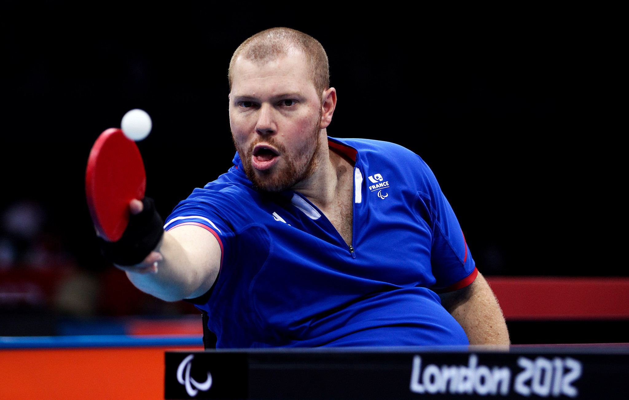 Lamirault completes double at Para European Table Tennis Championships