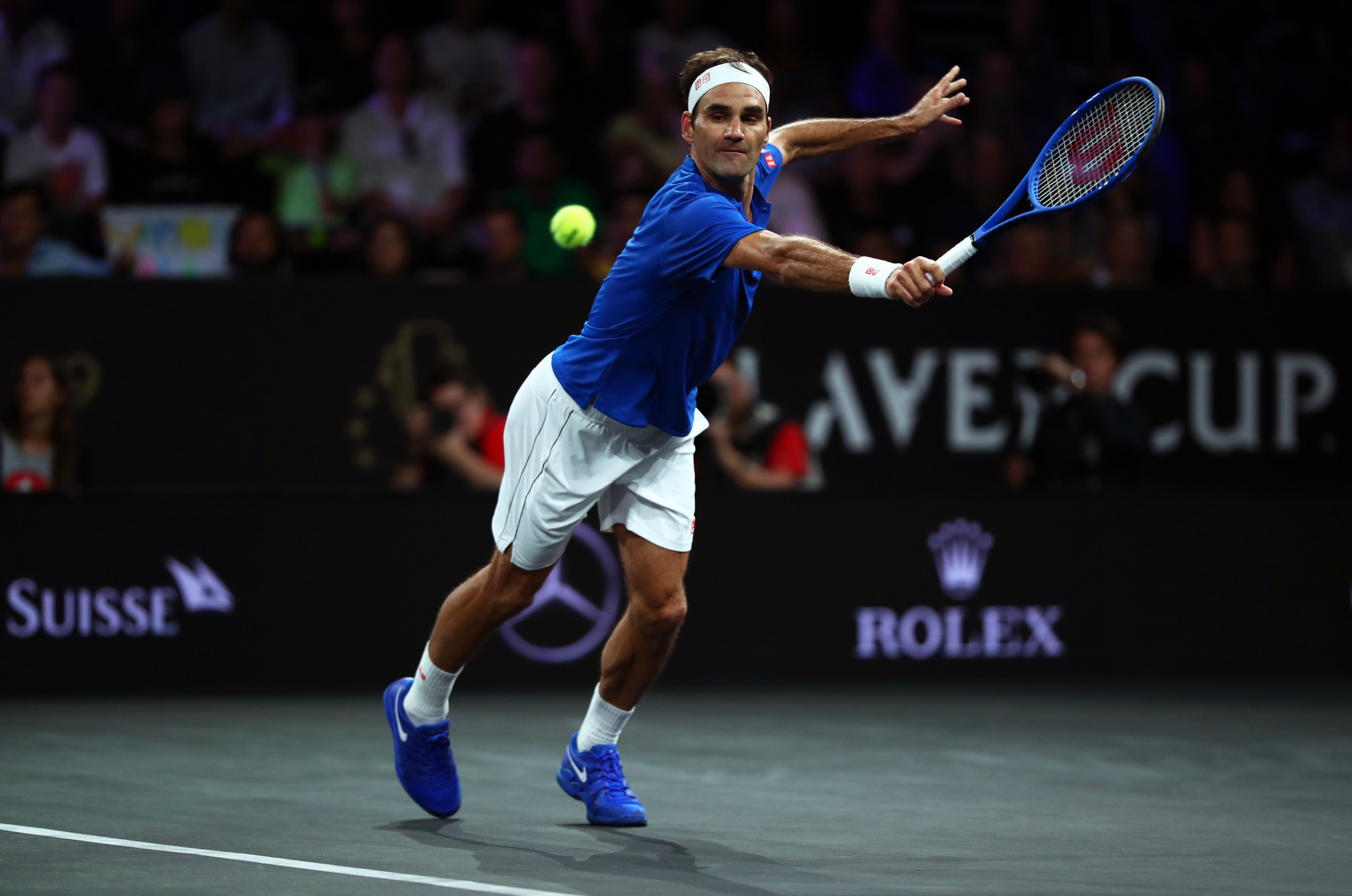 Europe take two-point lead into final day of Laver Cup