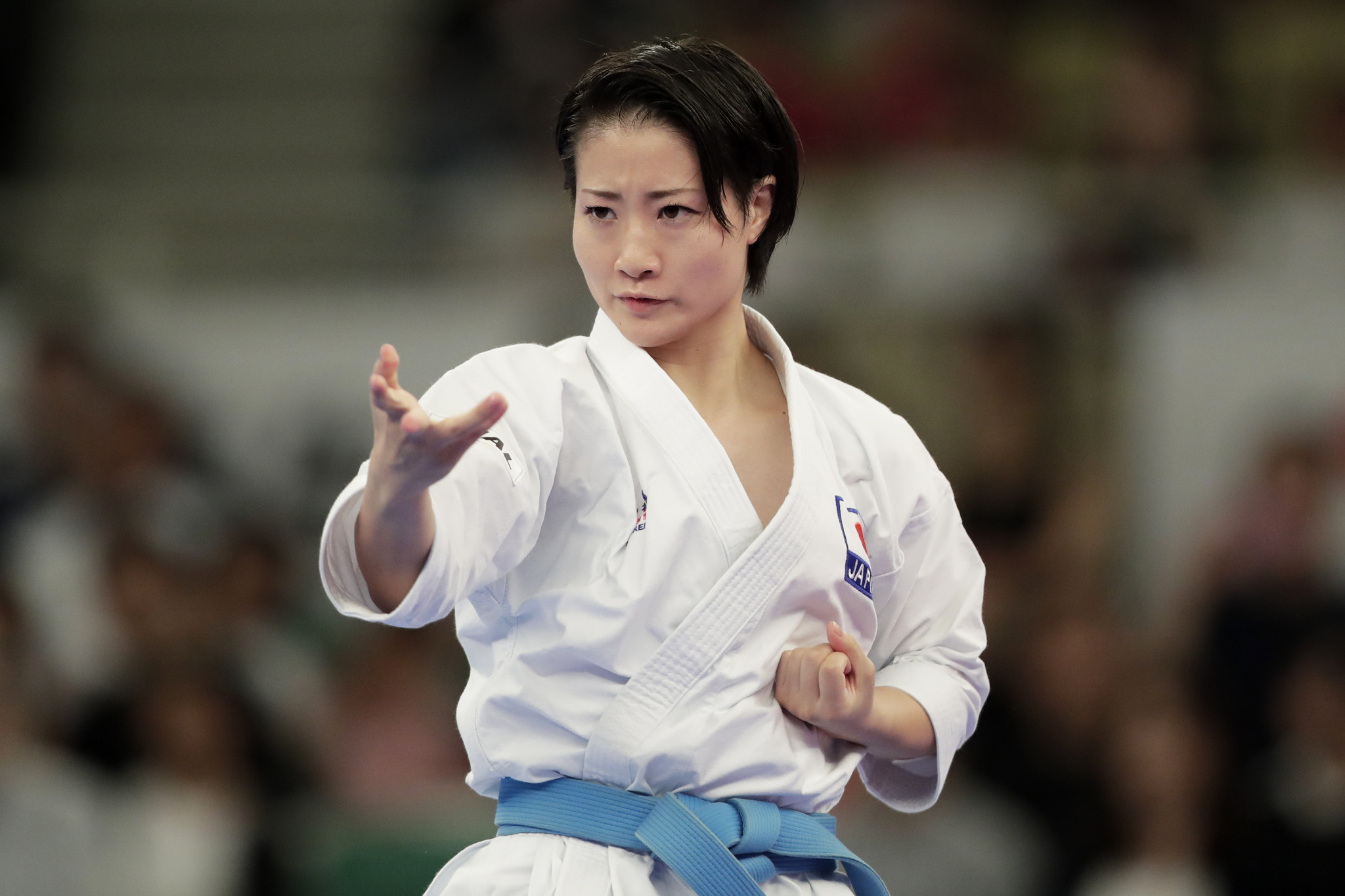Japan reach five finals on day two of Karate 1-Series A in Santiago