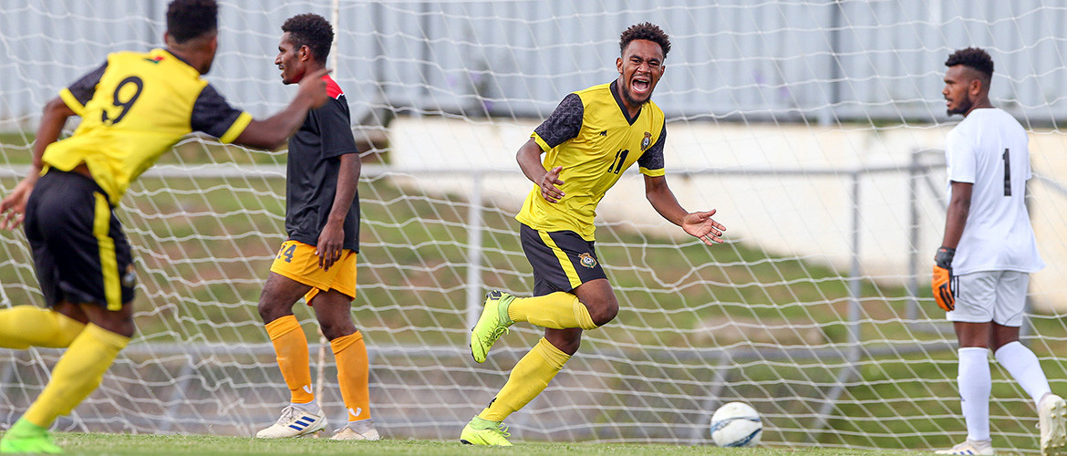 Defending champions Fiji and Vanuatu record victories at OFC Olympic qualifier