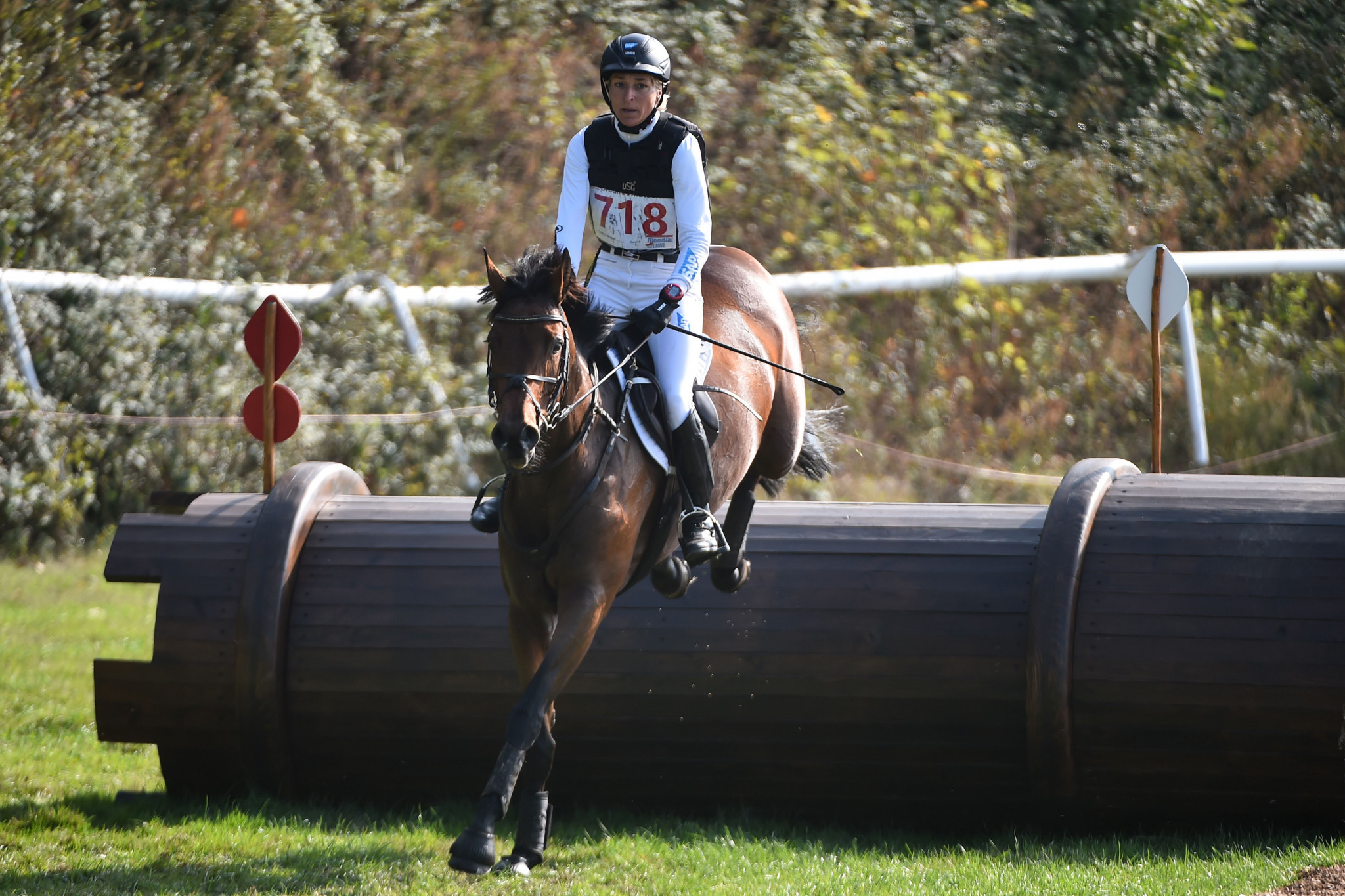 Klimke comes through to win FEI Nations Cup Eventing in Waregem