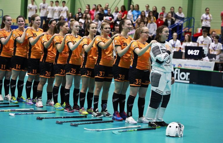 New floorball federation established in The Netherlands
