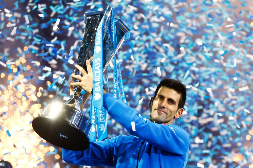 Djokovic seals record-breaking fourth ATP World Tour Finals crown with straight-sets win over Federer
