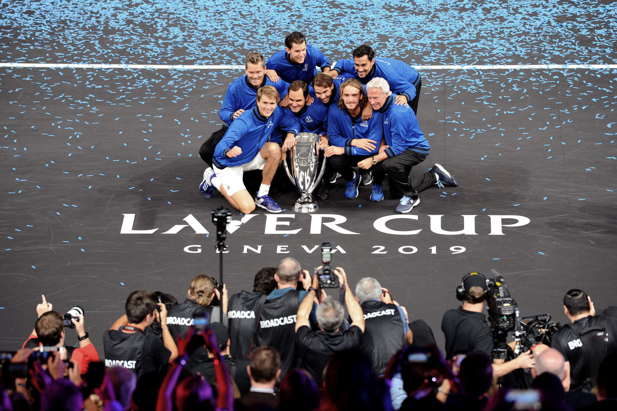 Europe retain Laver Cup as Zverev settles dramatic final day