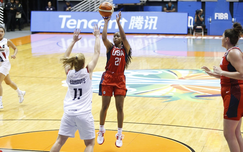 United States mark return to FIBA Women's AmeriCup with massive victory