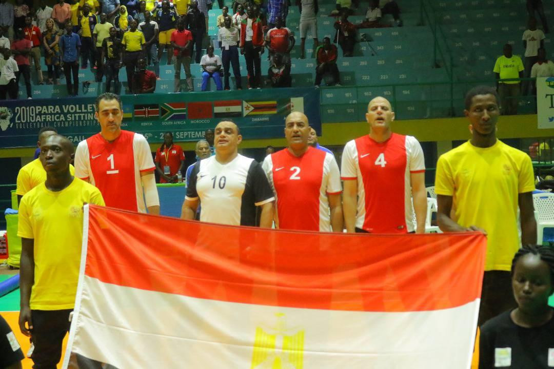 Egypt won Paralympic bronze at Tokyo 2020 ©RPC