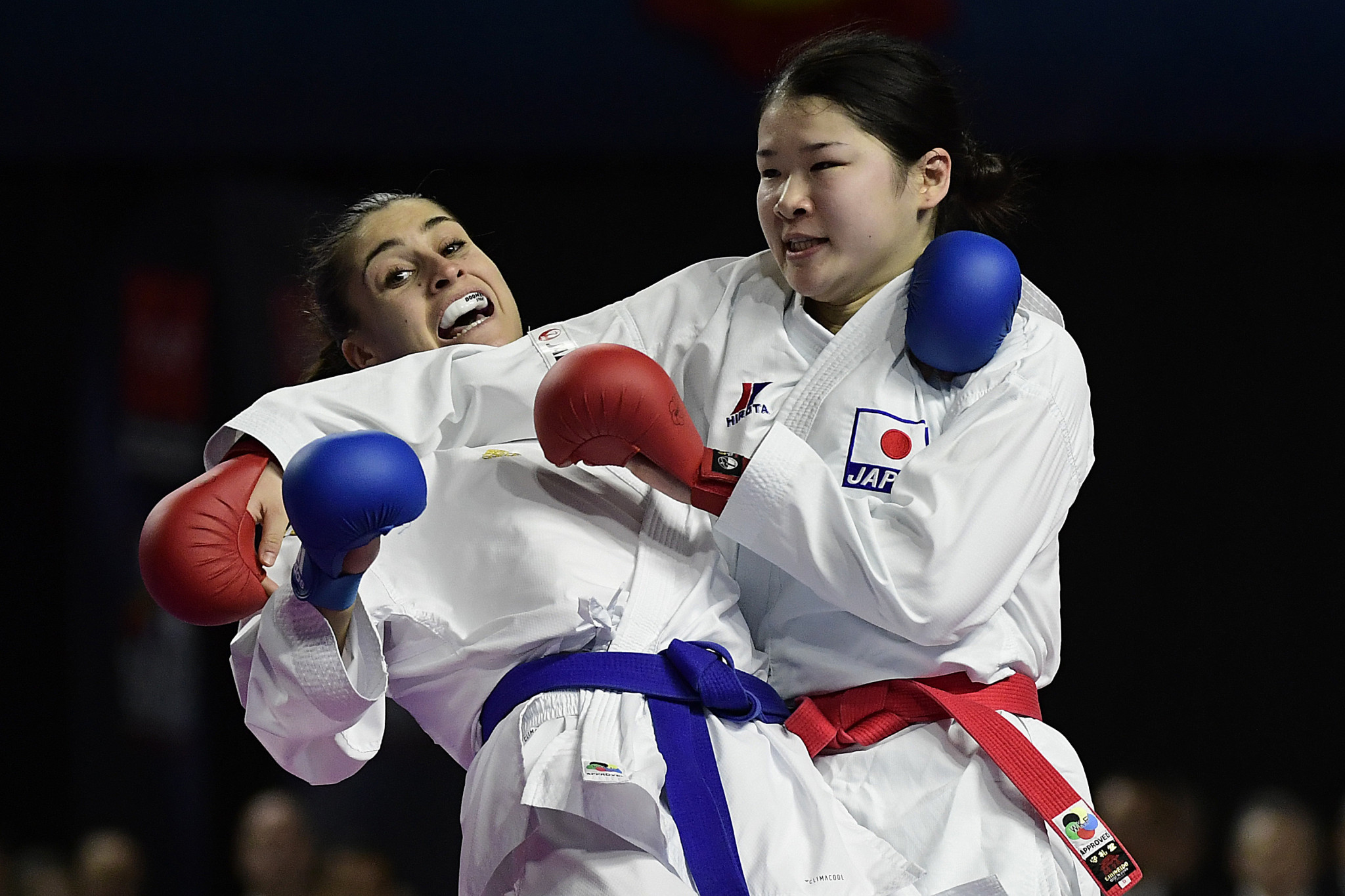 Japan dominate again with five golds at Karate 1-Series A in Santiago