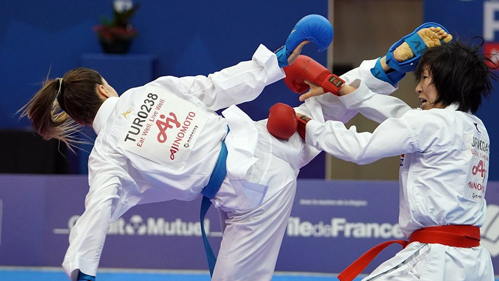 Finals day concluded the action in Chile's capital  ©WKF