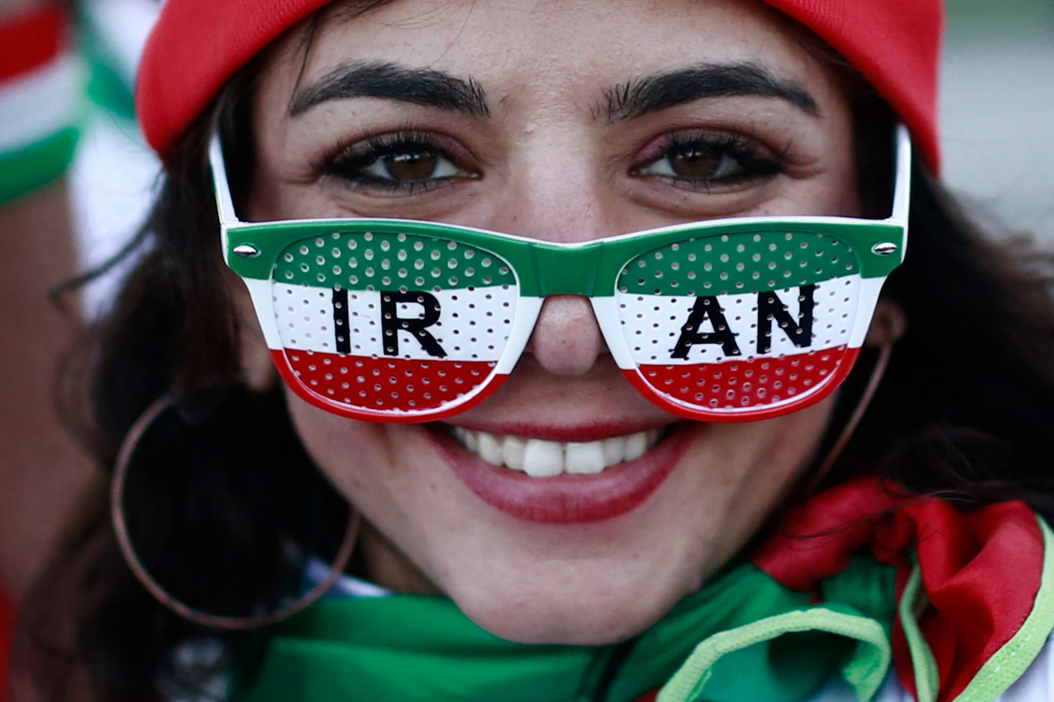 "FIFA ""assured"" that Iran will lift ban on female fans, Infantino says"