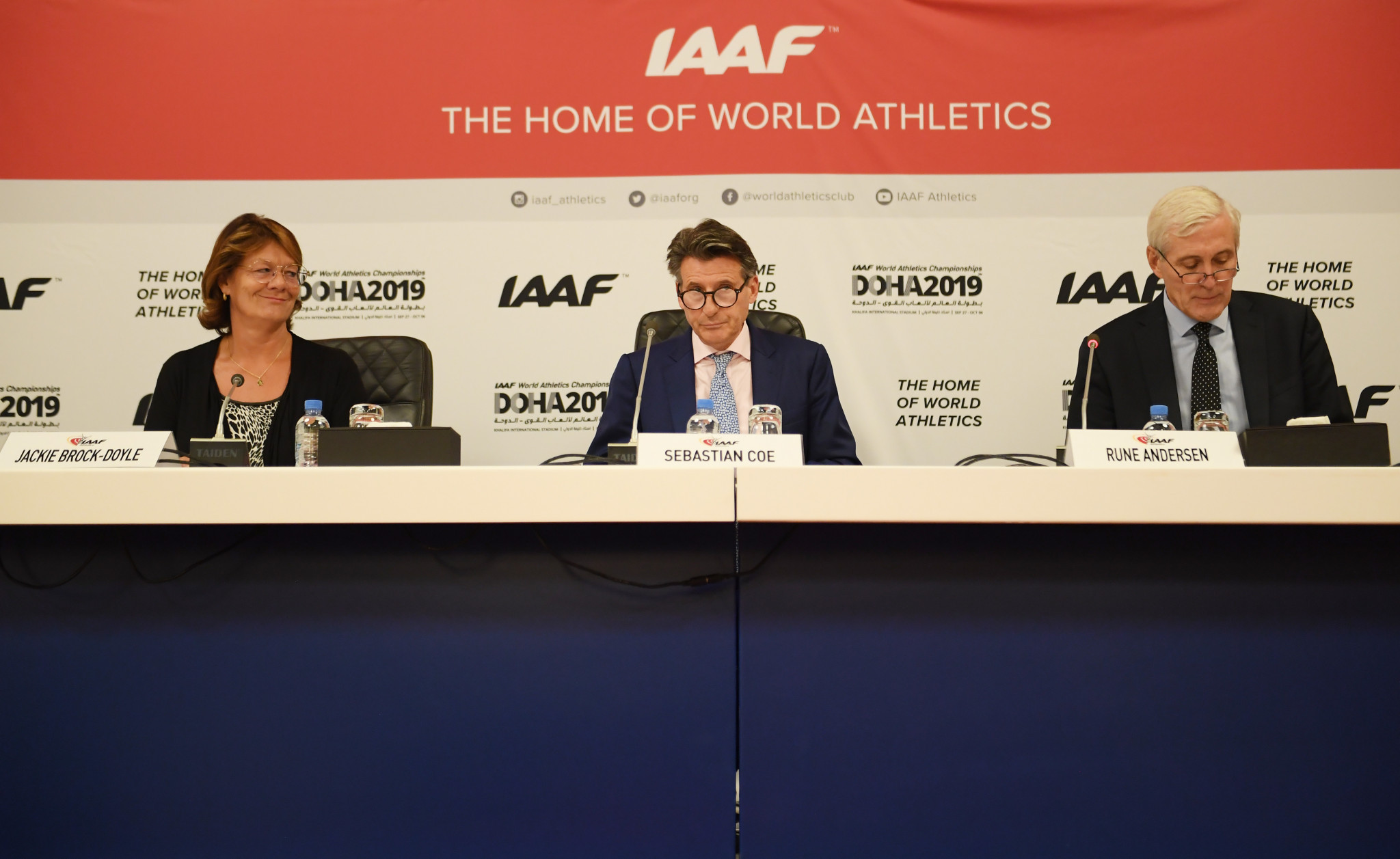 Russian athletes to compete as neutrals at IAAF World Championships after suspension extended