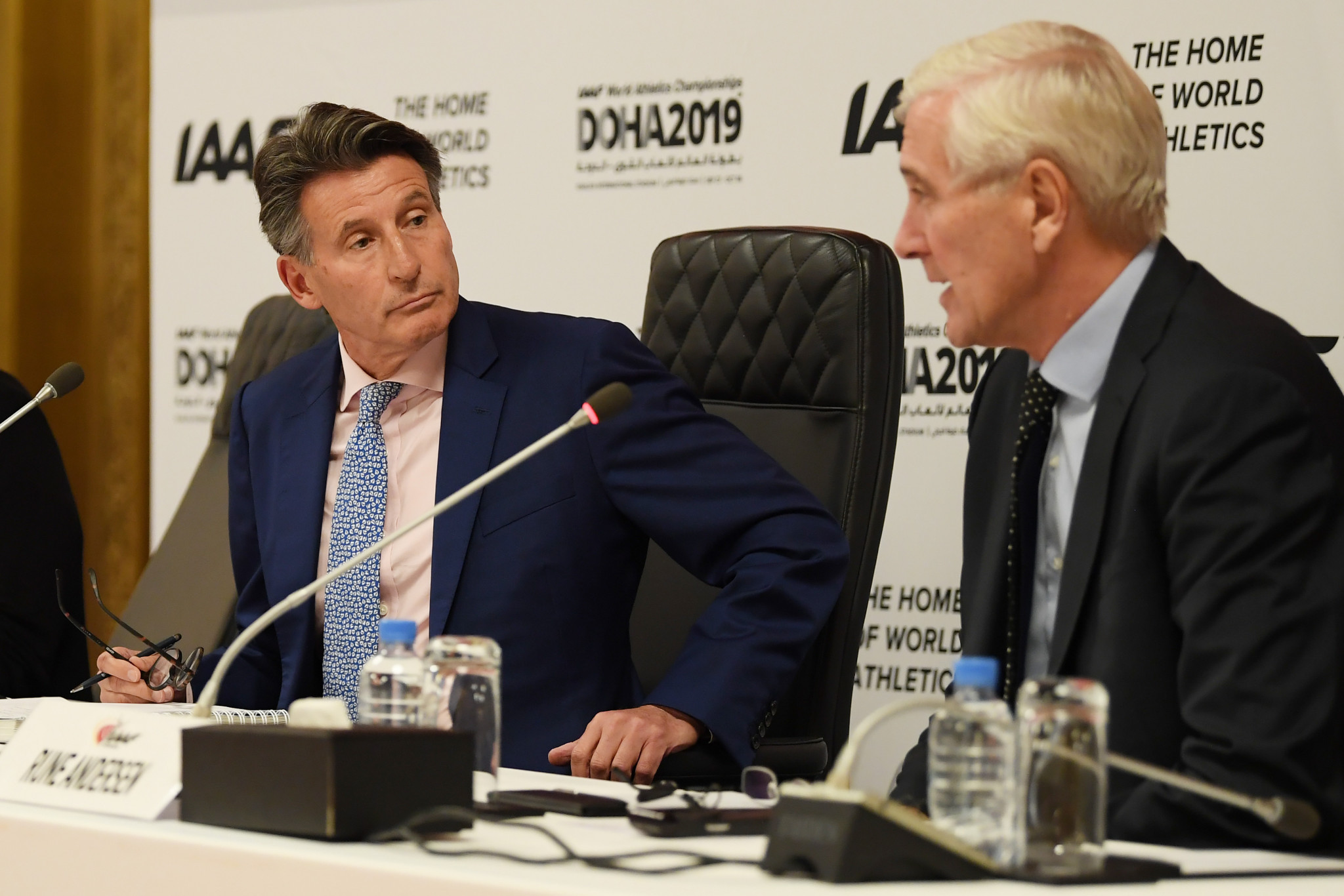 IAAF President Sebastian Coe said the Council had been given perhaps the strongest recommendation yet to maintain Russia's suspension ©Getty Images