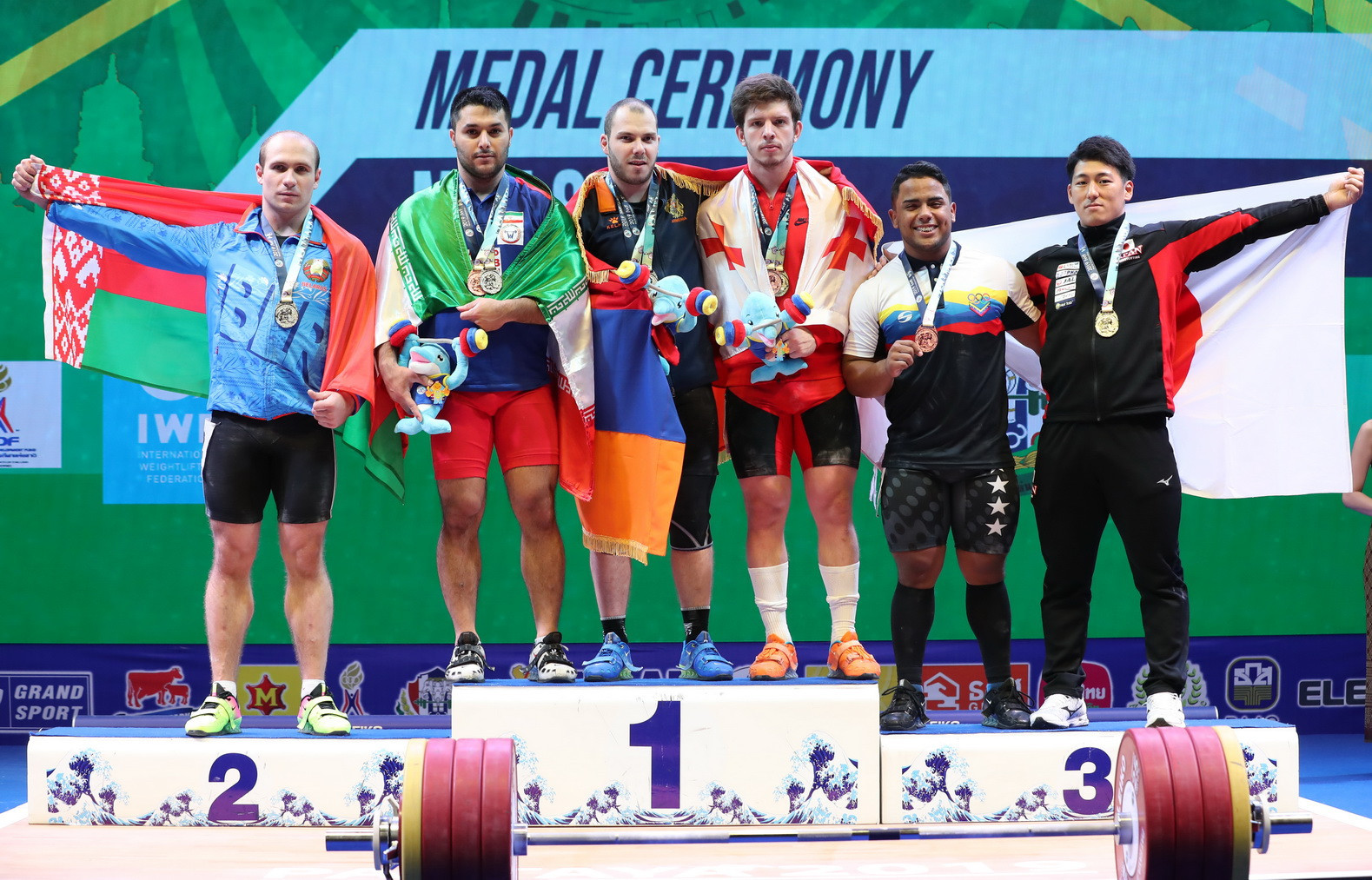 insidethegames is reporting LIVE from the IWF World Weightlifting Championships in Pattaya