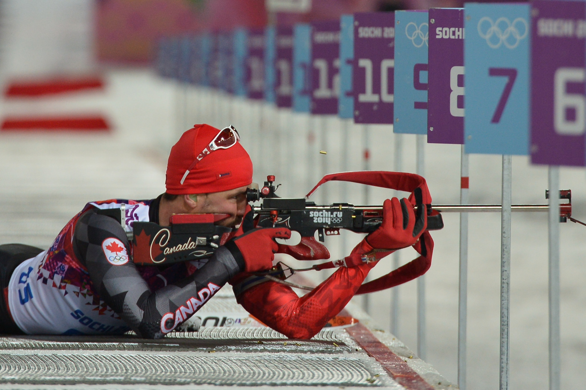 Canadian Winter Olympian Jean-Philippe LeGuellec is part of the Selection Committee ©Getty Images