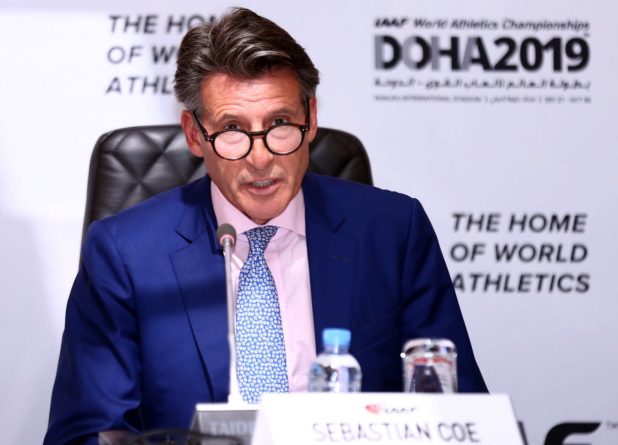 Coe confirms AIU looking into Kenyan doping claims in German media