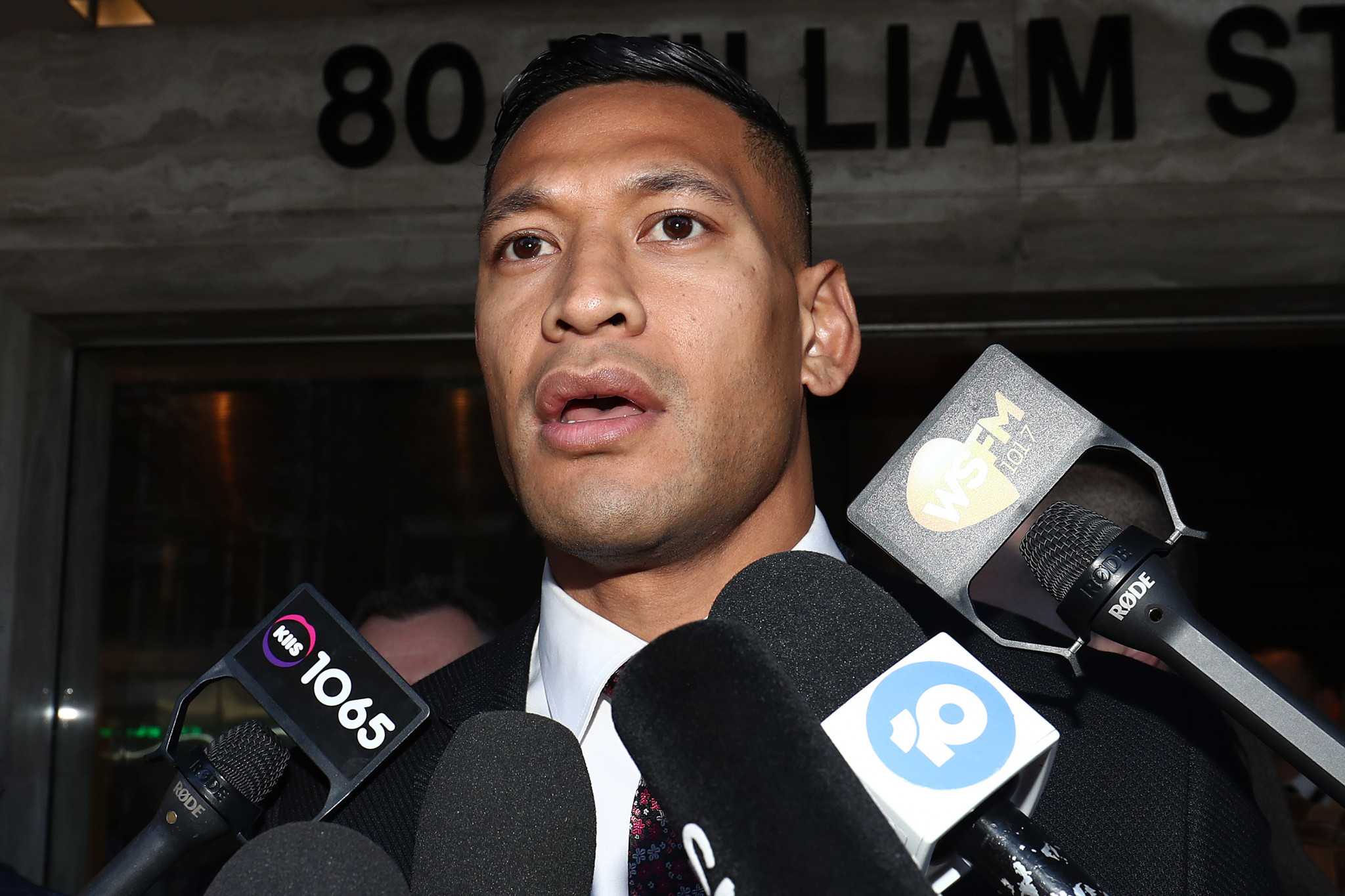 RLIF denies granting Folau permission to play for Tonga
