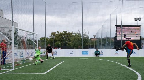 Spain claim eighth Blind Football European Championships title